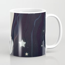 The moon and stars in my hair Coffee Mug