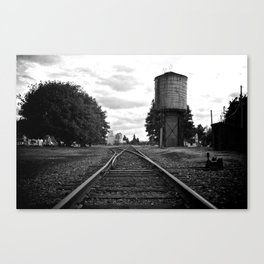Options Canvas Print