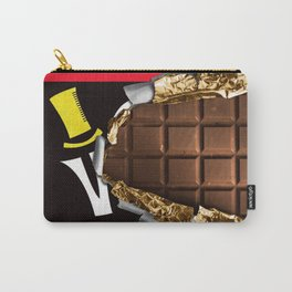 Wonka Chocolate Bar Carry-All Pouch