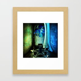 The Witches Room Framed Art Print