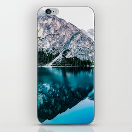 Away from civilization iPhone Skin