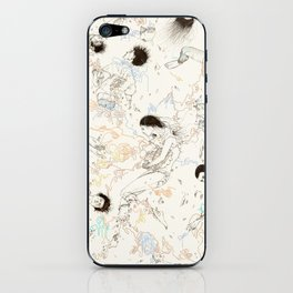 Circuitring iPhone Skin