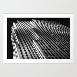 Monolithic Art Print