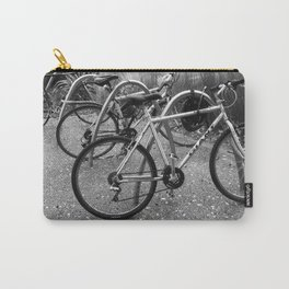 Bikes In The Bike Stand Carry-All Pouch