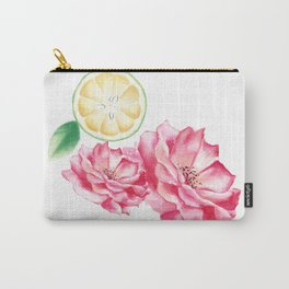 Flora & Fruit Carry-All Pouch