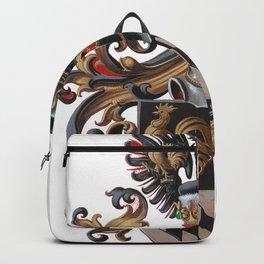 Medieval Old Crest Backpack