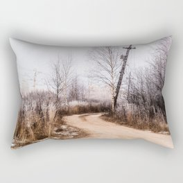 Winer in the country Rectangular Pillow