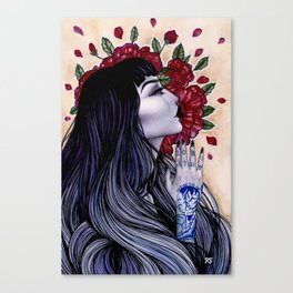 Helaine Rose Canvas Print