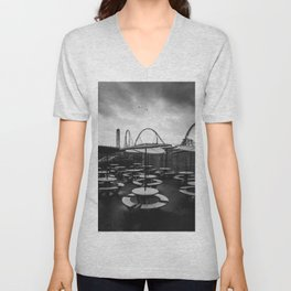 Coney Island Unisex V-Neck
