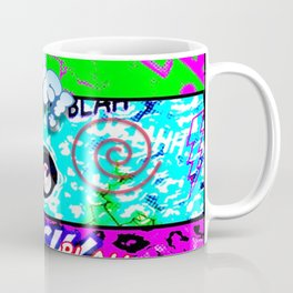 Crazy Comic Coffee Mug