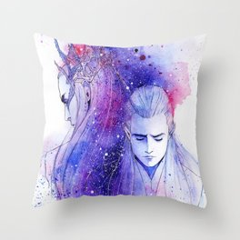 In Starlight Throw Pillow