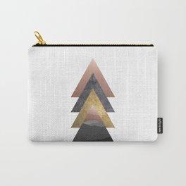 Valley, Scandinavian Modern Abstract Carry-All Pouch
