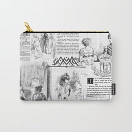Pride and Prejudice - Pages Carry-All Pouch