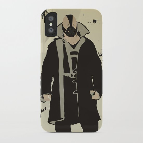 The Dark Knight: Bane iPhone Case