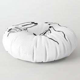 Lunatica Floor Pillow
