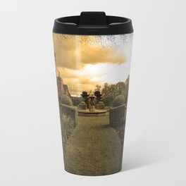 sepia cottage Travel Mug