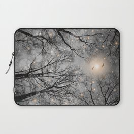 Nature Blazes Before Your Eyes 2 (Ash Embers) Laptop Sleeve