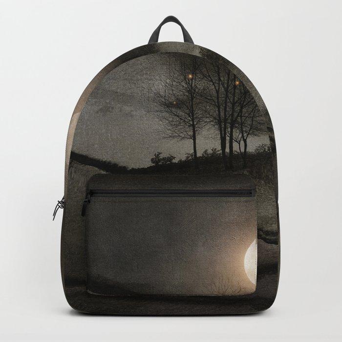 Calling The Moon II Backpack