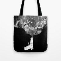 big bang Tote Bags featuring Big Bang by Beyond Infinite