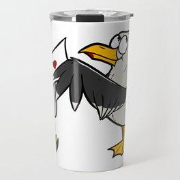 Loving Mail Seagull Travel Mug