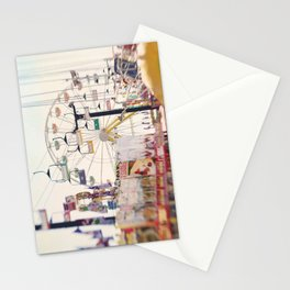 Fair Midway 2 Stationery Cards