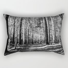 Forest Trail Rectangular Pillow