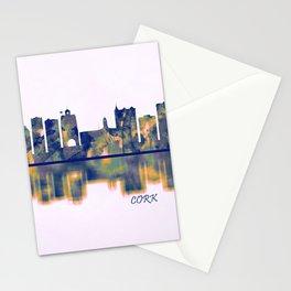 Cork Skyline Stationery Cards