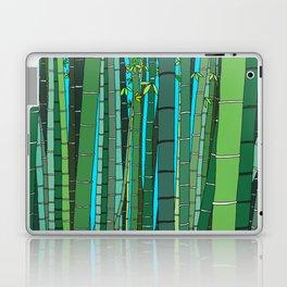Bamboo Temple in Japan Laptop & iPad Skin