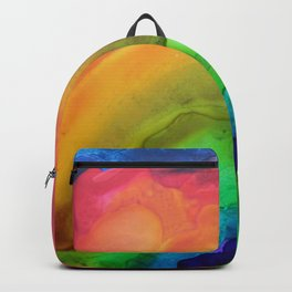 Muddy Rainbow Backpack