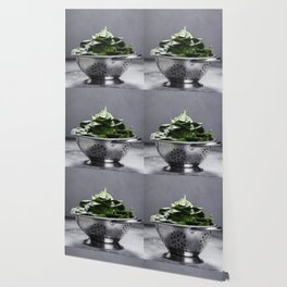 spinach Wallpaper