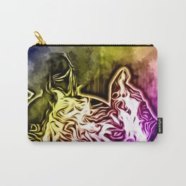 Hazy purp Carry-All Pouch