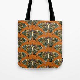 swallowtail butterfly copper Tote Bag