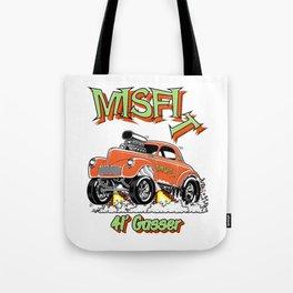 MISFIT- rev 3 Tote Bag
