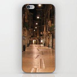 By Night: Verona (Pt. 3) iPhone Skin