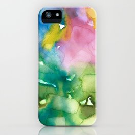 Retinal Ghost #1 iPhone Case