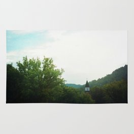 Old Kentucky Church Rug