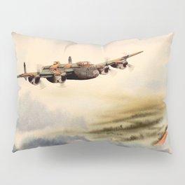Avro Lancaster Aircraft Pillow Sham