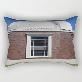 Carter Observatory Rectangular Pillow