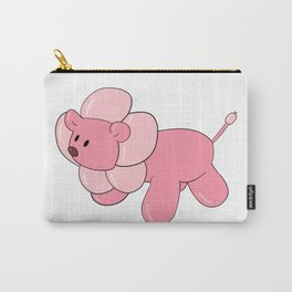 Balloon Animal Lion Carry-All Pouch