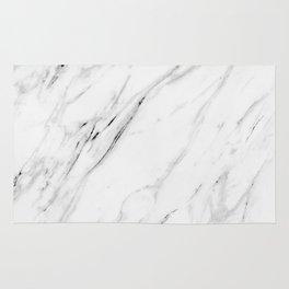 white marble II Rug