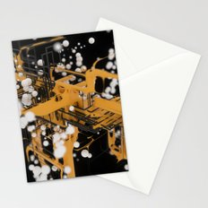 Data Network Stationery Cards