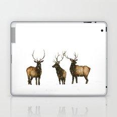 Silent Snow Laptop & iPad Skin