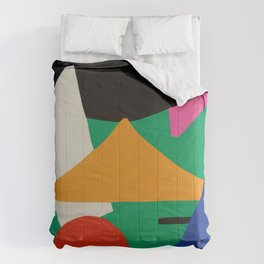 'Tropics vibe' Comforters