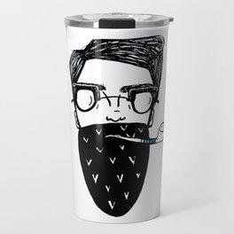 Thinker Travel Mug
