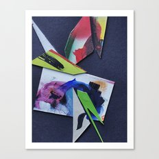 micro-v1 Canvas Print