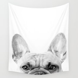 Bruno The French Bulldog Wall Tapestry