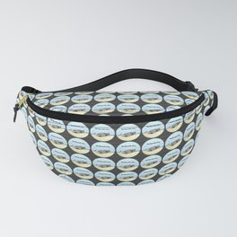 The Pyramids of Pisa Fanny Pack