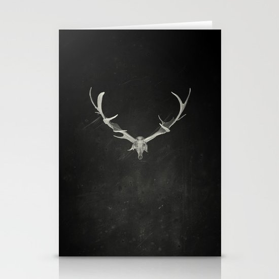 Dead King Stationery Cards