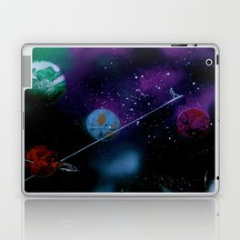 Planetary Drift Laptop & iPad Skin