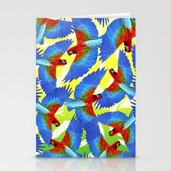 RIO PANTS PARTY Stationery Cards